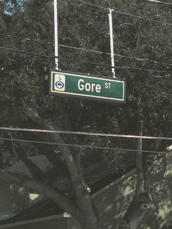 gore street