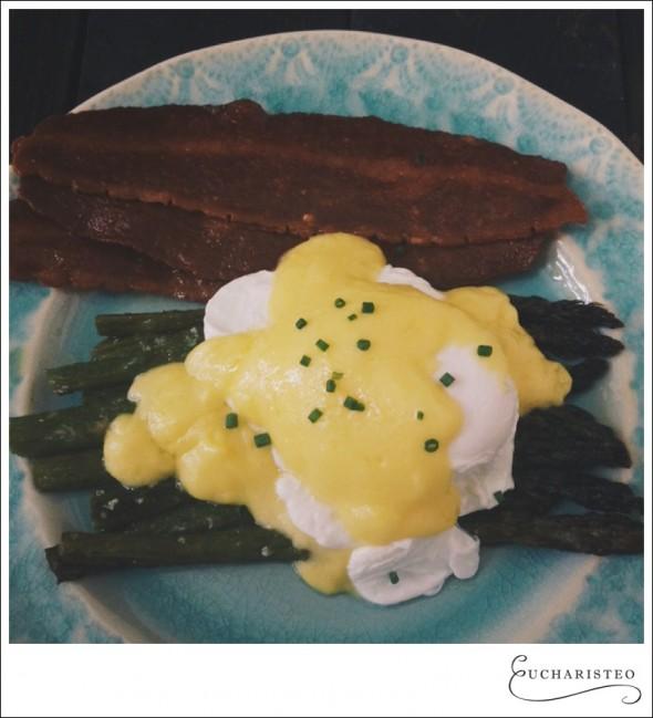 eggs benedict - Eucharisteo.com