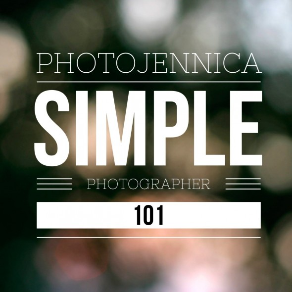 Photojennica - Selecting a Lens - Eucharisteo.com