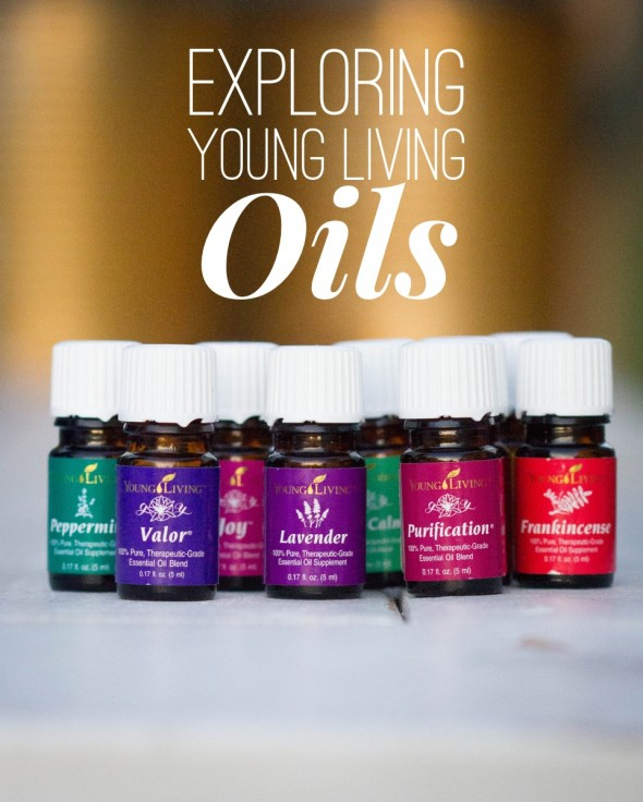 Exploring Young Living Oils - Eucharisteo.com