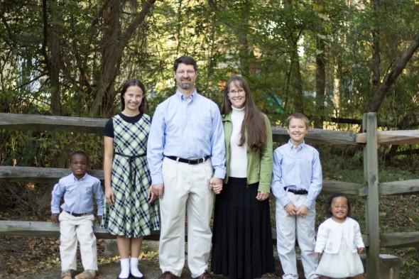 McCoskey Family Photo